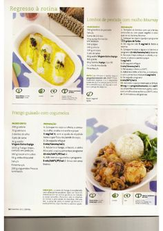 by Kemo Sabe - issuu Fish Recipes, Meat Recipes, Healthy Recipes, Healthy Food, I Companion, Betty Crocker, Sweet And Salty, Cantaloupe, Seafood