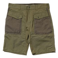 Browse the most sought after White Mountaineering clothing including Low-Top Sneakers, Light Jackets, Short Sleeve T-Shirts, & more. Trouser Jeans, Boys Pants, Shorts With Pockets, Light Jacket, Military Fashion, Denim Fashion, Work Wear, Menswear, Men's Bottoms
