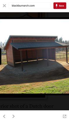 Pasture Shelter