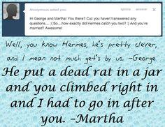 oh george and martha<3 I love them!