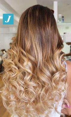 Big Curls For Long Hair, Long Blonde Curls, Curled Blonde Hair, Long Curls, Beautiful Long Hair, Gorgeous Hair, Simply Beautiful, Joelle, Hair Again
