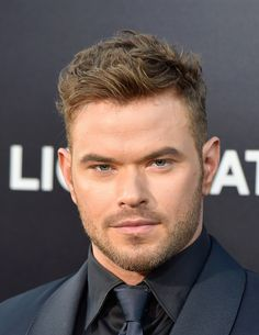 Kellan Lutz Photos: 'The Expendables 3' Premieres in Hollywood