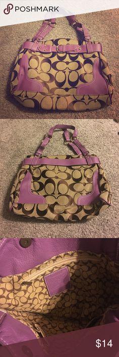 Coach purse Coach purse Bags