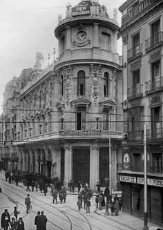 1934 teatro Calderon