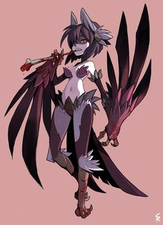 .Harpies!!!