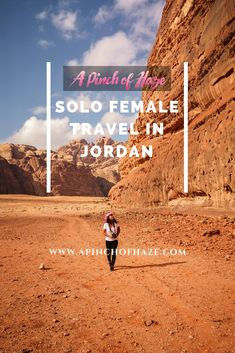 How is it for a solo female travelling in Jordan? Jordan Travel, Challenges And Opportunities, Wife And Kids, What Lies Beneath, Wadi Rum, Fourth Wall, Bus Station, Take Care Of Me, Solo Travel