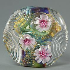 Ikuyoglassart Handmade Lampwork Focal Bead SRA | eBay