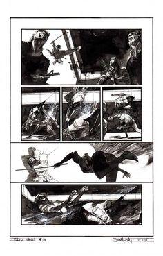 Tokyo Ghost Issue 6 p.18 by Sean Gordon Murphy