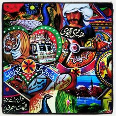 Truck Art Pakistan :-$