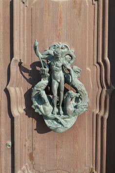 https://flic.kr/p/23Aggna | Door knocker, Venice