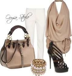 Class Act, created by orysa on Polyvore