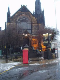 Halo Nightclub, former church, Woodhouse Lane, Leeds