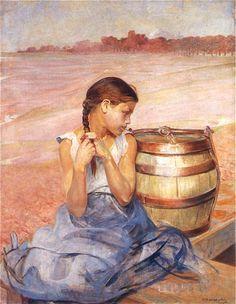 Zatruta studnia I − to obraz olejny na płótnie autorstwa Jacka Malczewskiego, namalowany w roku 1906. Obecnie dzieło znajduje się w zbiorach Muzeum Narodowego w Poznaniu.