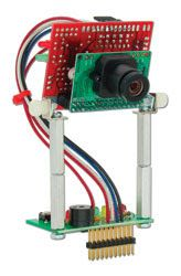 2R Hardware & Electronics: CMUcam KIT - boe-bot accessories