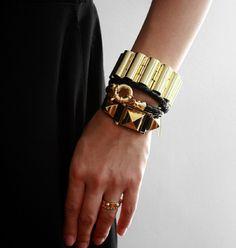 Inspiration: Perfect bracelets | Stylissim en stylelovely.com
