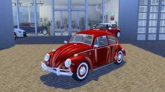 Volkswagen Käfer/Beetle 1200 1962 at OceanRAZR • Sims 4 Updates