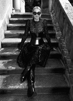 Koray Birand / Vogue Mexico September 2012 .