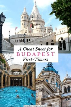Planning travel to Budapest, Hungary? Use this guide to find the best things to do in Budapest to plan your itinerary. Get tips on where to stay in Budapest and how to get to the city center whether you arrive by plane or train. Plus, get a Budapest Cheat Budapest Food, Budapest Hungary, Budapest City, Cool Places To Visit, Places To Travel, Travel Destinations, European Destination, European Travel, Europe Travel Guide