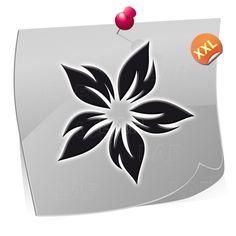 XFL6006 Klebeschablonen - LENZ art products - Kreativ von A-Z Nailart, Playing Cards, Products, Creative, Schmuck, Gadget, Playing Card