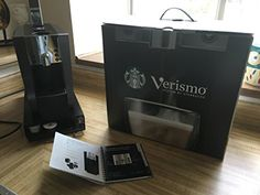 Starbucks Verismo 600 Brewer For Espresso Coffee Latte - Graphite -- More details @ http://www.amazon.com/gp/product/B00GAJJPUG/?tag=lizloveshoes-20&pgh=140816031024