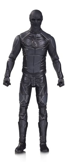 Amazon.com: DC Collectibles DCTV Zoom The Flash Action Figure: Toys & Games