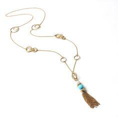 Noho Tassel Necklace