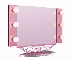Where to Buy: www.vanitygirlhollywood.com Review: Starlet Lighted Vanity Mirror – Makeup Geek