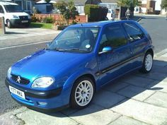 Ben's Saxo (best of the lot of them)