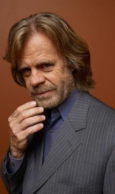 William H Macy - a favourite character actor.
