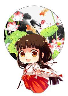 Inuyasha series: Kikyou 02: jiegengdai.deviantart.com/art/… Sesshomaru 01: jiegengdai.deviantart.com/art/… Sesshomaru 02: jiegengdai.deviantart.com/art/… Inuyasha : jiegen...
