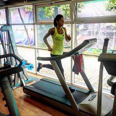 Training with... Andreea Mitu #trainwithLotto