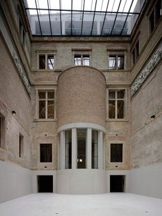 Neues Museum, Berlin, Germany © Stiftung Preussischer Kulturbesitz and David Chipperfield Architects, photo by Christian Richters