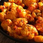 I am all about this oven baked BUFFALO CAULIFLOWER This yummy vegetable is perfect for a side or a snack and it tastes so good too Here is how to make it httpsthesugarfreedivacomovenbakedbuffalocauliflower cauliflower veggies food foodporn foodpic foodpics vegetables recipe