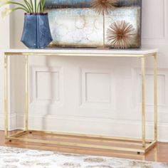 Found it at AllModern - Isabelle Console Table