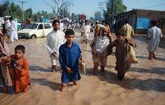 Inondations au Pakistan: 371 morts et 4,5 millions de personnes affectées