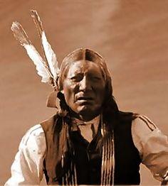 Southern Cheyenne Man, N.D.
