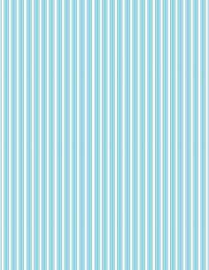 Sunshine Collection - Stripe in Aqua by Dena™ Designs for Free Spirit Fabrics