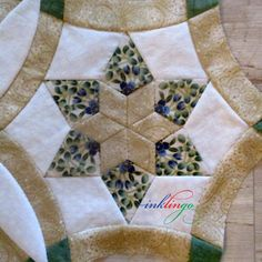 30 Best Golden Wedding Ring Quilts Images In 2018