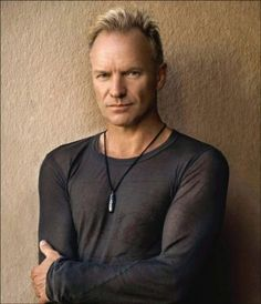Sting: I only saw him once, but I would see him again!