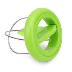 Qinqingo Kitchen Gadgets Tools Kiwi Fruit Cutter Peeler Any Fruit or Mango Divider Slicer Green -- Check out the image by visiting the link.