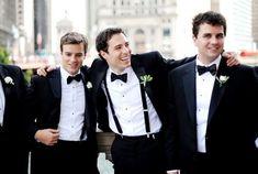 Hot groomsmen