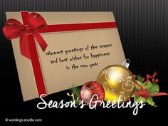 Season's Greetings, Everyone! For every season that we have, may we not forget the essence and reason of the celebration for it. Let us be reminded of why, how, and what should be done as the season starts. Make every…