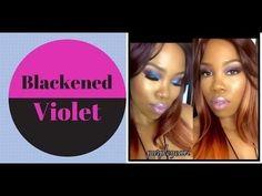 Smokey Violet - #smokeyviolet #eyeshadow #eyes #eyemakeup #purpleyeavi - Bellashoot.com (iPhone, iPad & Web)