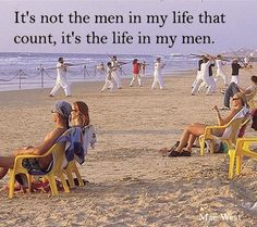 men in my life | Zquotes