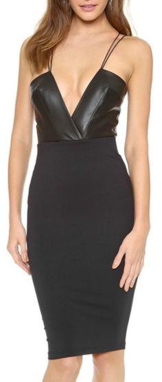 A total Bond Girl dress