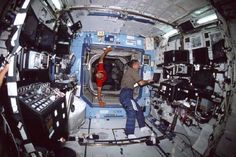 EXPLORING YOUNG MINDS...: THE INTERNATIONAL SPACE STATION