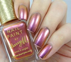 acuriun+coleccion+nails   Mediterranean is a pink/copper mix and my favourite of the bunch ...