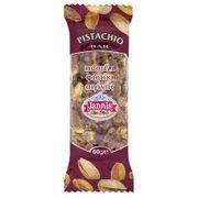 Pistaasipähkinälevy, yleensäkkin pistaasipähkinät, onkohan pahdettuja, suolattuja ja kuorittuja