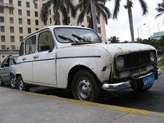 Cuba Havana, Renault 4