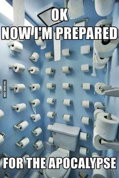 103 Best Prepper Humor images | Humor, Doomsday preppers ...
